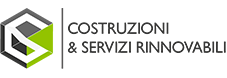 Costruzioni&ServiziRinnovabili Logo