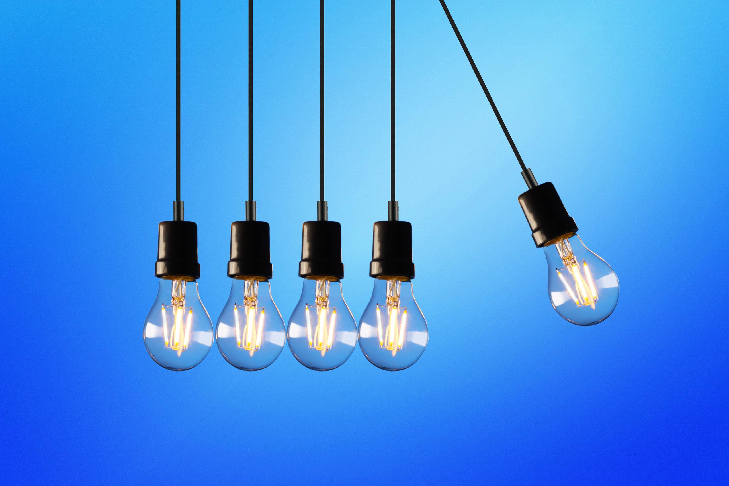 risparmio illuminazione