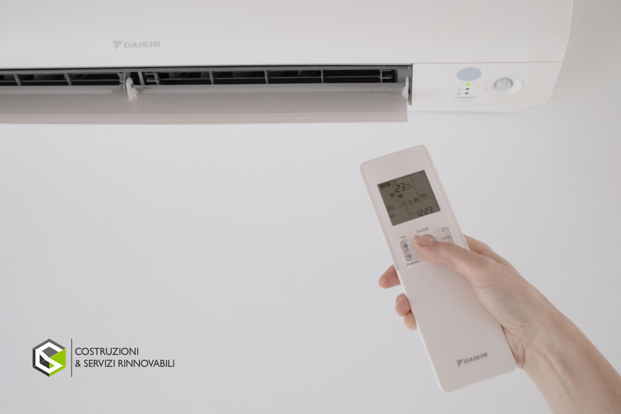 climatizzatore giusto